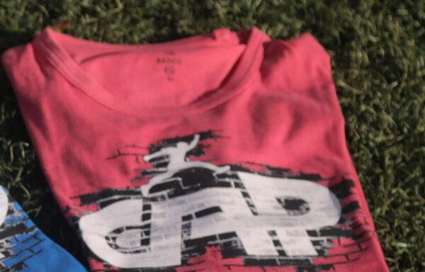 Rózowa Koszulka GAP